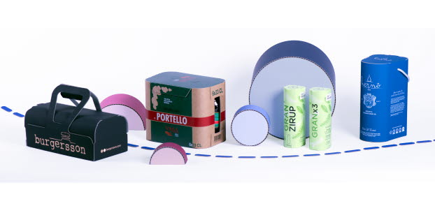 Arcwise packaging brand image sca webpage